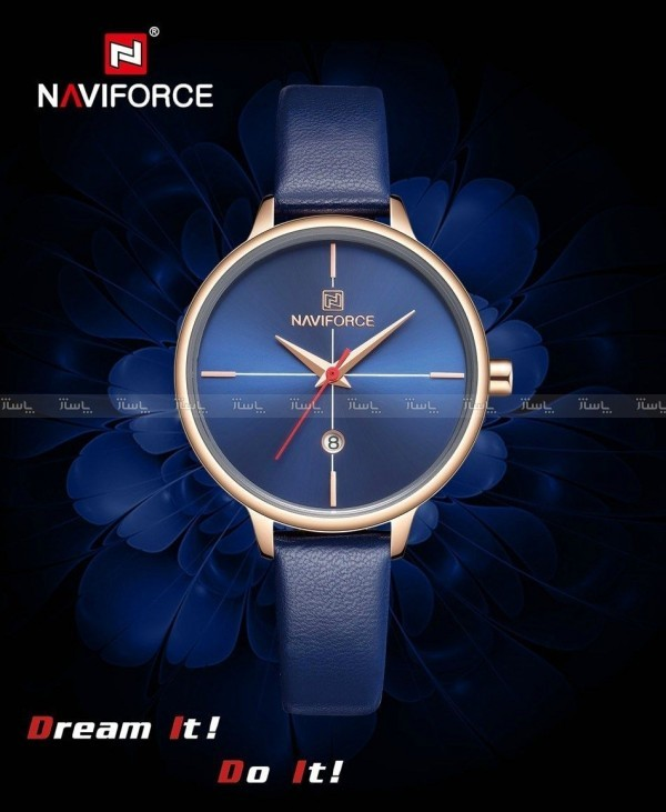 Naviforce New collectionfull date 5006For women 2020-تصویر اصلی