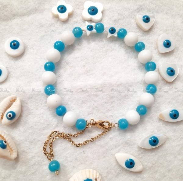دستبند چشم و نظز زیبا-تصویر اصلی