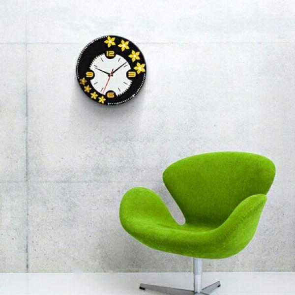 ساعت دیواری الماس-تصویر اصلی
