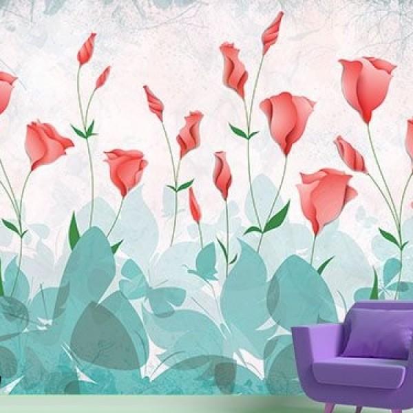 کاغذ دیواری پوستری سه بعدی-تصویر اصلی