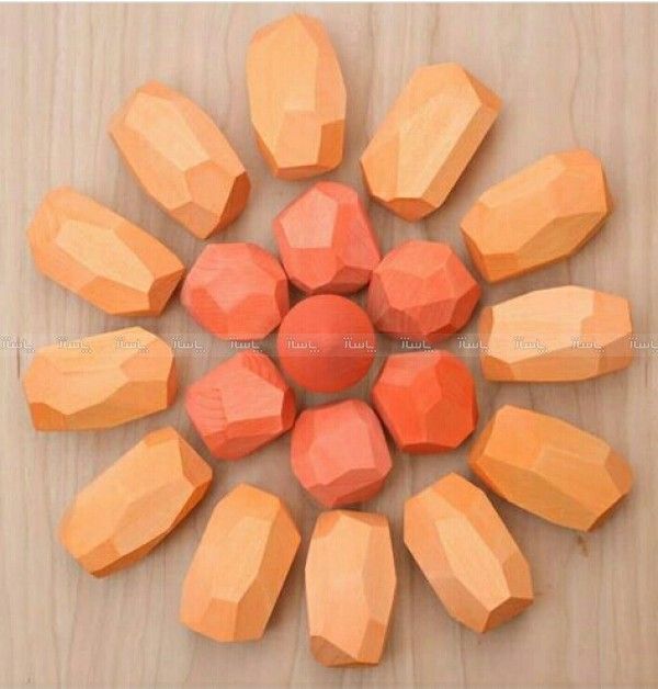 سنگهای چوبی-تصویر اصلی