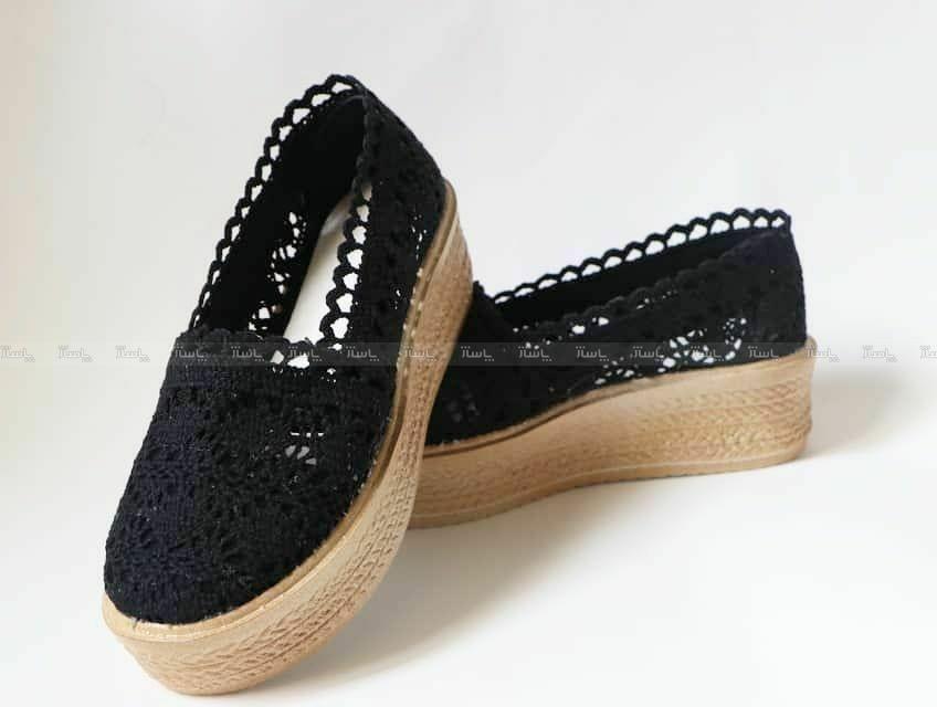 کفش لژدار گیپوری زنانه