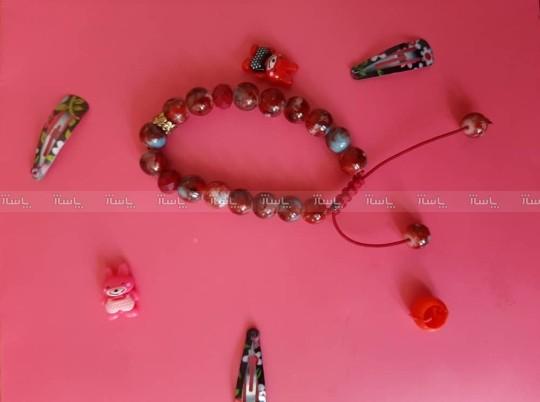 دستبند مهره ای دست ساز-تصویر اصلی