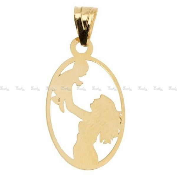 آویز گردنبند ( ۴۰۰ سوت )طلا ۱۸ عیار-تصویر اصلی