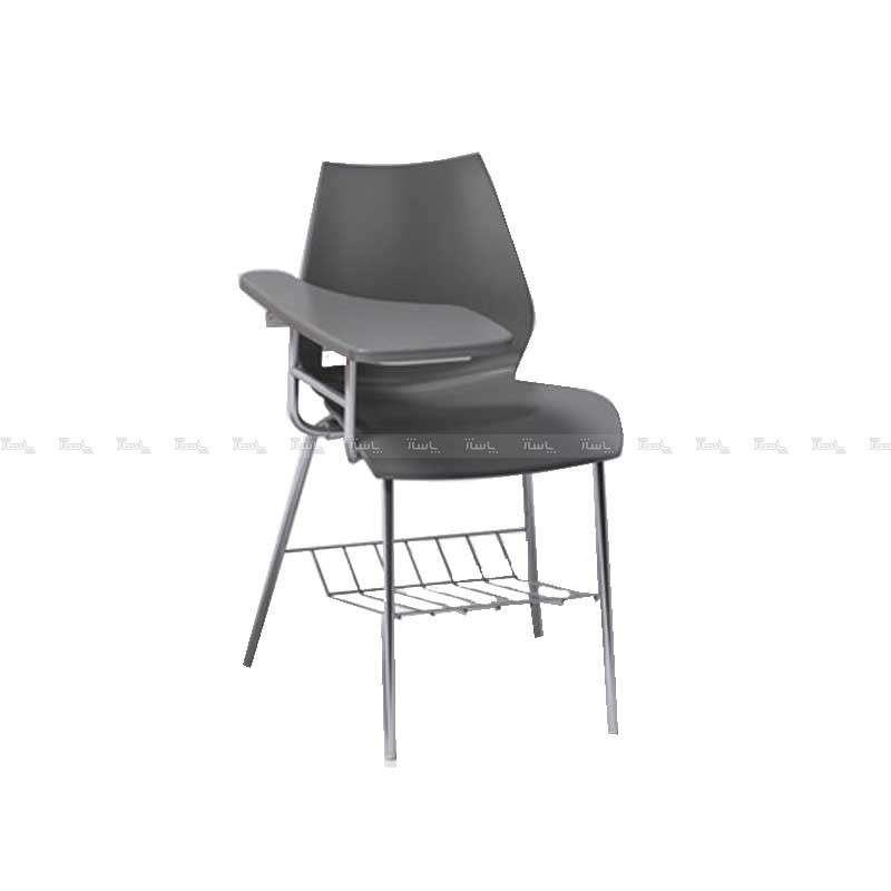 صندلی دانش آموزی فلورا دارای جاکتابی آذران تحریرات-تصویر اصلی