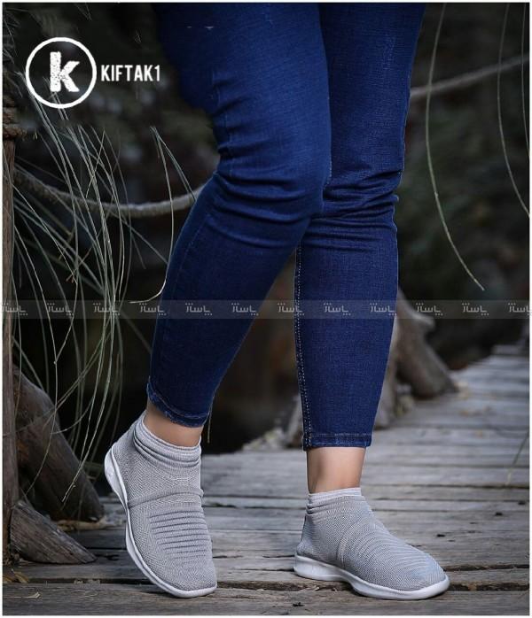 کفش بافتی جورابی زنانه-تصویر اصلی