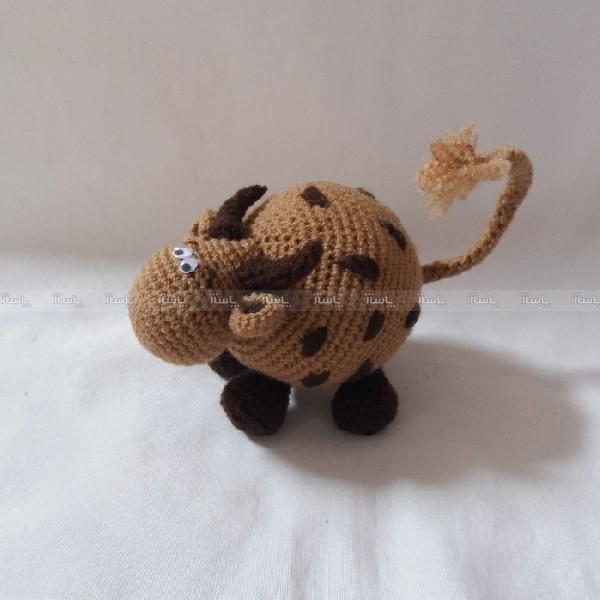 عروسک گاو تپلی-تصویر اصلی