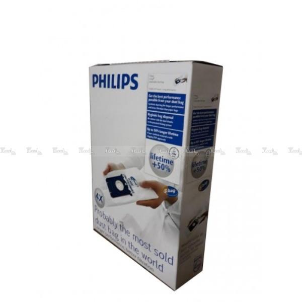 پاکت میکروفیلتری جاروبرقی فیلیپس وآاگp3-P5خارجی(4تایی)-تصویر اصلی
