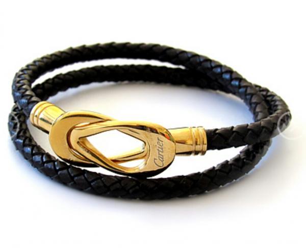 دستبند چرم کارتیر-تصویر اصلی