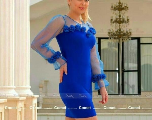 پیراهن مدل شکوفه-تصویر اصلی