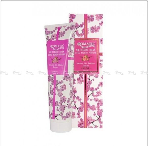 کرم مرطوب کننده بارایحه شکوفه گیلاس-تصویر اصلی