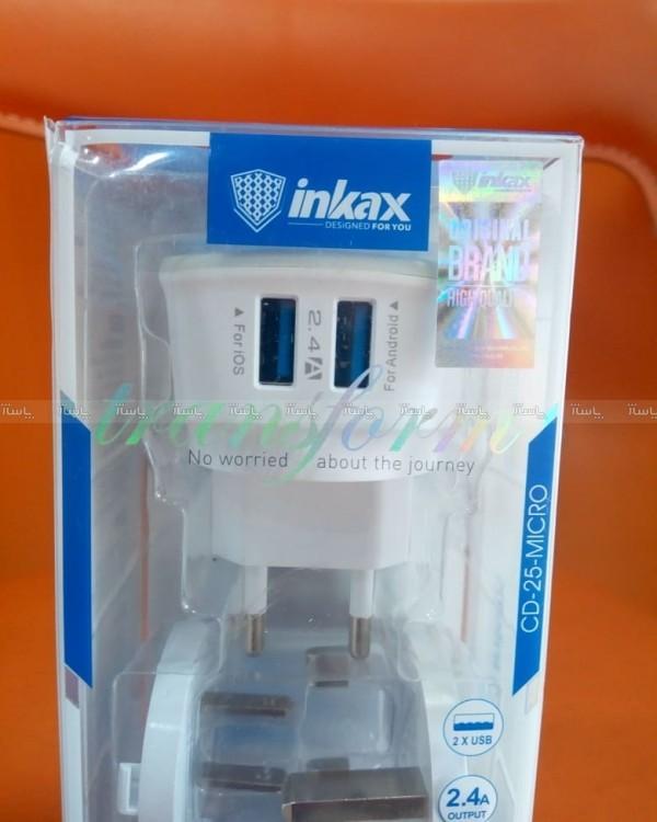 پک فست شارژ درجه یک Inkax-تصویر اصلی