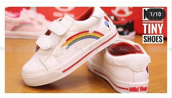 کفش ونس رنگین کمان دخترونه و پسرونه-تصویر اصلی