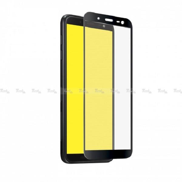 گلس محافظ تمام صفحه گوشی سامسونگ A8 2018-تصویر اصلی