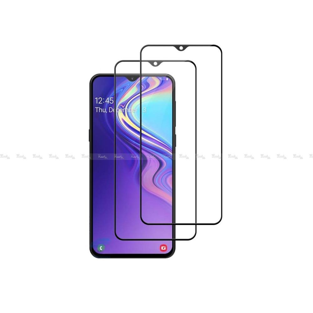 گلس محافظ تمام صفحه گوشی سامسونگ A50-تصویر اصلی