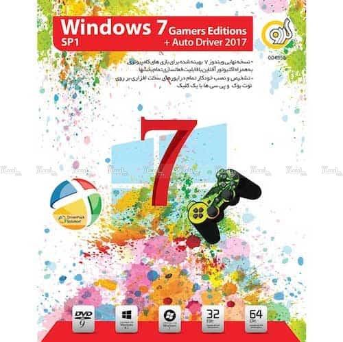 Windows 7 SP1 Gamers Edition گردو-تصویر اصلی