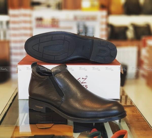کفش نیم بوت مردانه مدل تام-تصویر اصلی
