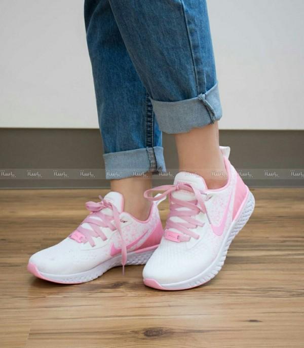کفش کتانی بافتی مدل نایک زیره eva-تصویر اصلی