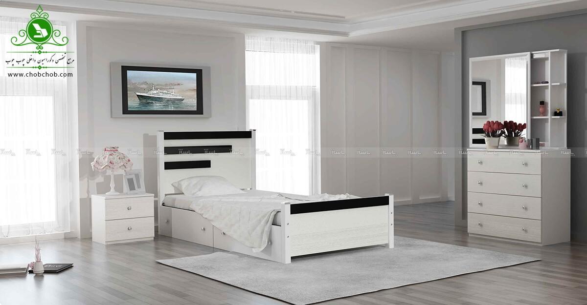 تخت خواب یک نفره رادو-تصویر اصلی