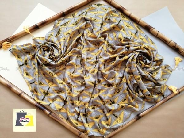 شال پاییزه طرح فلشی-تصویر اصلی