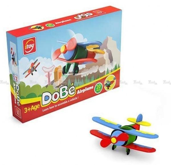 ساختنی هواپیما دوبی ( پازل سه بعدی )-تصویر اصلی