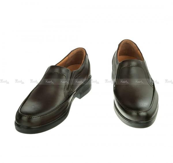 کفش تمام چرم مجلسی مردانه مدل t10-تصویر اصلی