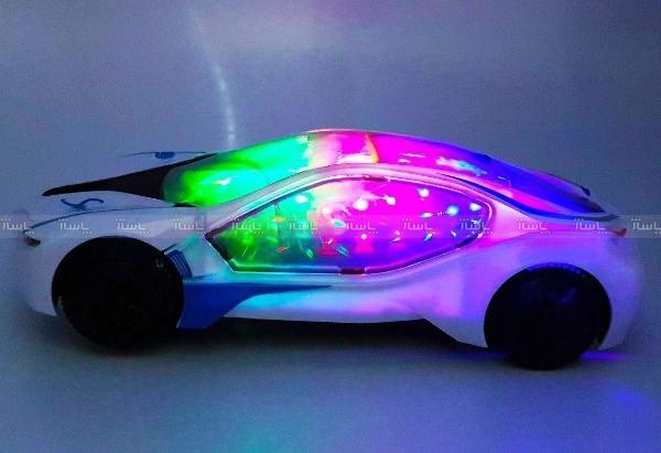 ماشین موزیکال سرعتی مدل speed