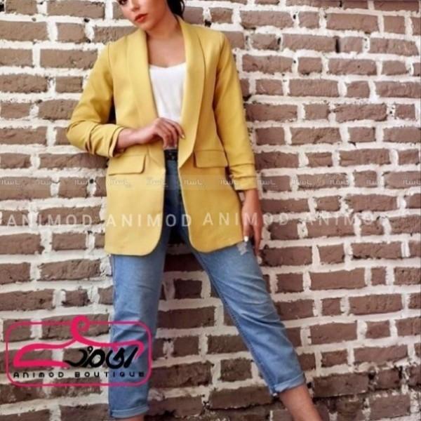 کت آستین چروک مدل زارا-تصویر اصلی