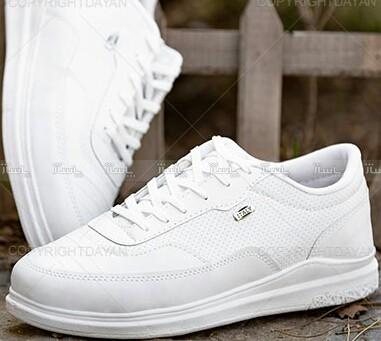 کفش اسپورت سفید مدل ITALY