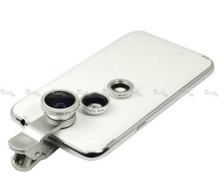 پکیج لنز عکاسی موبایل 3 کاره-تصویر اصلی