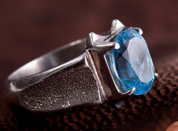 انگشترتوپازسوییسی معدنای اصل-تصویر اصلی