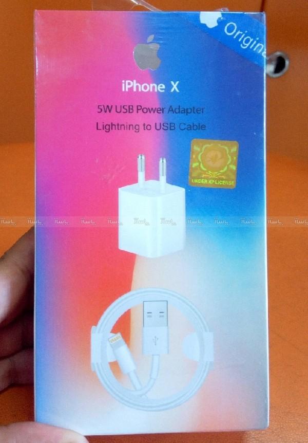 پک شارژر اورجینال iPhoneX-تصویر اصلی