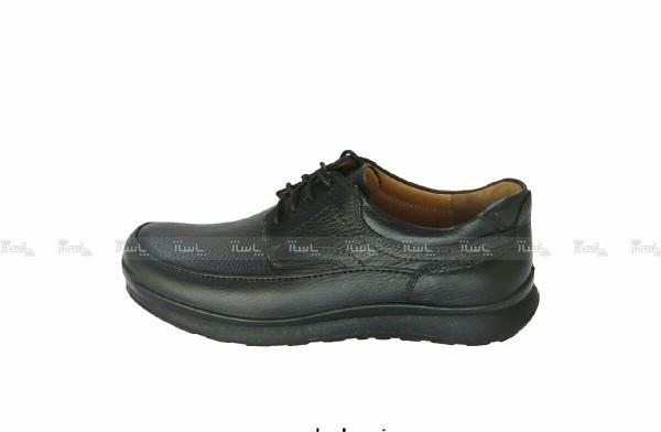کفش تمام چرم طبی و راحتی-تصویر اصلی