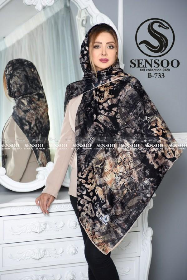 روسری قواره 140 پاییزه-تصویر اصلی