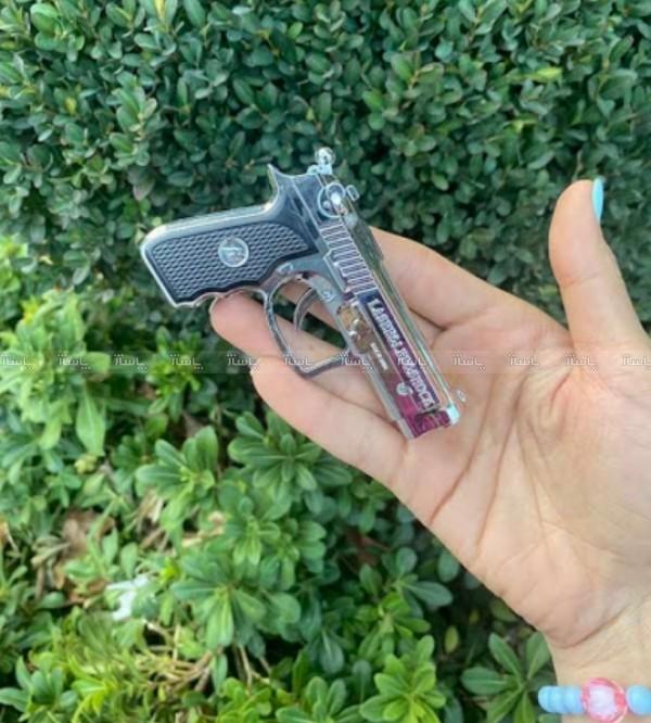 ابزار شوخی طرح تفنگ شوکر-تصویر اصلی