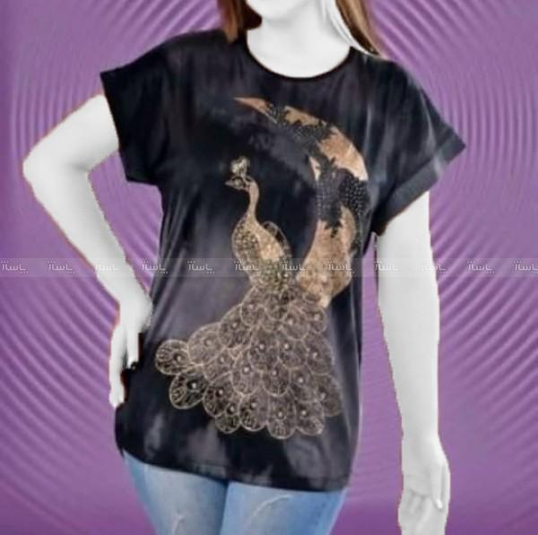 ابرو بادی طاوسی قواره دار-تصویر اصلی