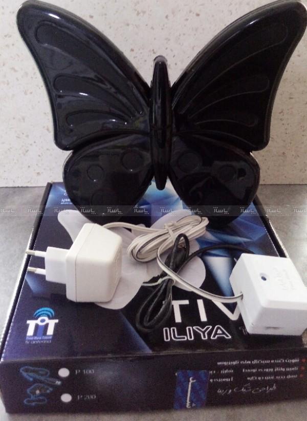 آنتن رومیزی و هوایی تیوا ایلیا مدل پروانه-تصویر اصلی