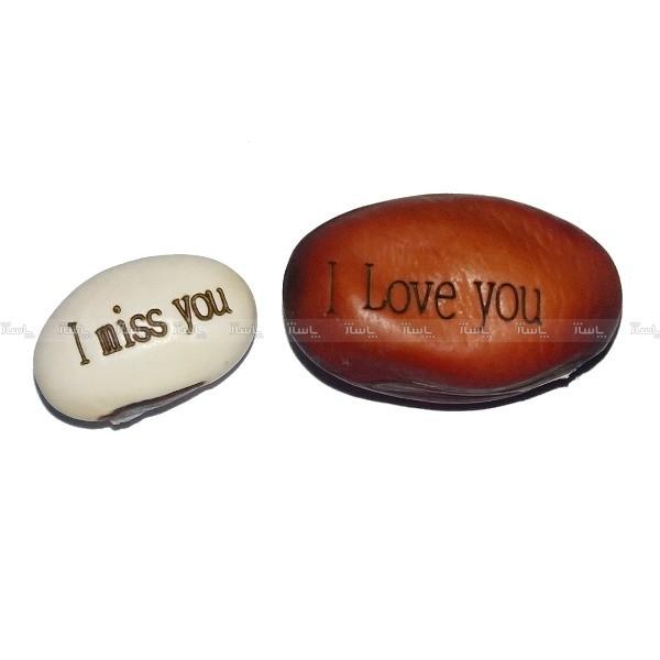 بذر لوبیا سحر آمیز مدل LOVE بسته 2 عددی-تصویر اصلی