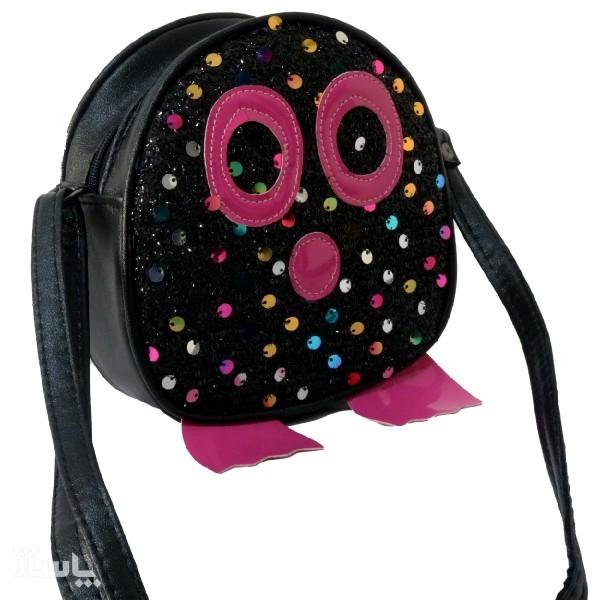 کیف دخترانه طرح جغد-تصویر اصلی