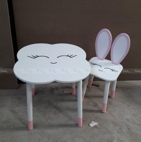 میز و صندلی خرگوشی-تصویر اصلی