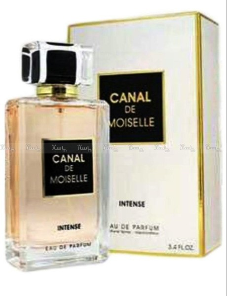 چانه عطر زنانه Canal de Moiselle Intense 100ml EDP