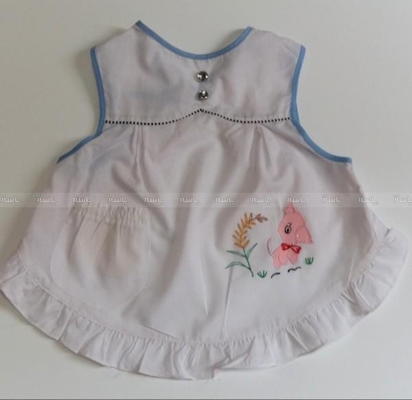 پیشبند تن پوش / پیشبند نوزاد-تصویر اصلی