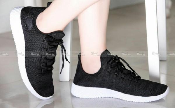 کفش کتانی اسپرت جورابی-تصویر اصلی
