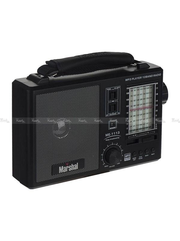 رادیو مارشال مدل MARSHAL ME-1113-تصویر اصلی