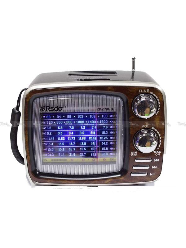 اسپیکر و رادیو ار اس دی مدل RSD RD-078UBT-تصویر اصلی