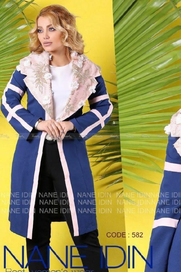 حراج مانتو مدل گلستان-تصویر اصلی