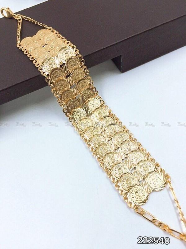 دستبند سکه ای-تصویر اصلی
