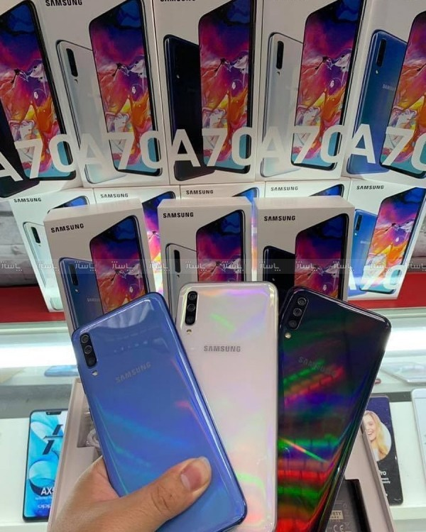 Samsung A70 با گارانتی-تصویر اصلی