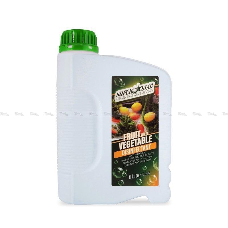 محلول ضد عفونی میوه و سبزیجات-تصویر اصلی