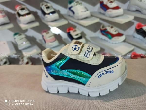 کفش اولین پیاده روی کتانی المپیک بچگانه-تصویر اصلی